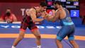 Güreşte Taha Akyol, final şansını yitirdi
