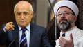 Cemil Çiçek'ten Ali Erbaş'a 'laiklik' tepkisi! AK Parti'yi karıştıracak sözler...