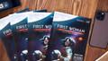 "NASA, ilk çizgi romanı ""First Woman""ı yayınladı"