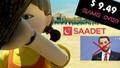 Saadet Partisi'nden Squid Game'li Merkez Bankası göndermesi: Game Over