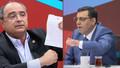 Canlı yayına damga vuran kavga! AKP'li ve CHP'li vekil arasında gerginlik!