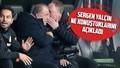 Fatih Terim ve Sergen Yalçın'ın o anları dikkat çekti! Yedek kulübesinde kahkahalara boğuldular!