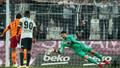 Beşiktaş'tan penaltıyı kaçıran Mohamed'e gönderme! 'Yılanlara izin yok...'
