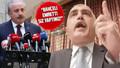 Gergerlioğlu ile Meclis Başkanı Şentop arasında gerginlik! Masaya yumruğunu vurdu!