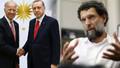 Erdoğan ve Biden'le ilgili olay Osman Kavala iddiası! 'Serbest bırakılırsa şaşırmayalım...'
