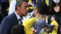 Ali Koç, Fenerbahçe Beko-Barcelona maçının ardından takımı protesto eden taraftarlarla tartıştı!