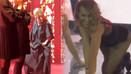 Putin'in manevi kızı, düğününde striptiz yaptı!