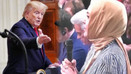Trump'tan Sabah yazarı Hilal Kaplan'a tepki