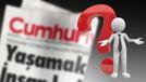 Cumhuriyet Gazetesi'nden üst düzey ayrılık!
