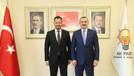AK Parti Çatalca İlçe Başkanı Yusuf Arslan oldu
