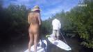 DMAX'da bikinili kadınlara tuhaf sansür!