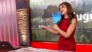 FOX TV sunucusundan danslı bayram kutlaması!