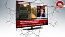 CNN Türk ekranlarında skandal görüntü!