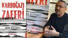 Gazeteci Uğur Becerikli'den kahramanlık kitabı!