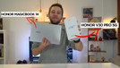 Honor V30 Pro 5G ve MagicBook 14 elimizde!