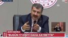 TRT'den Sağlık Bakanı Koca'ya sansür!