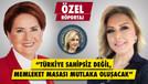 """""""Türkiye sahipsiz değil, memleket masası oluşacak"""""""