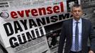 Evrensel'e 5 günlük ilan kesme cezası