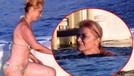 Songül Karlı'nın bikini kazası!