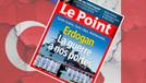 Fransız dergi Erdoğan'ı kapağına taşıdı