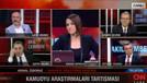 CNN Türk'te tansiyon yükselten anket kavgası