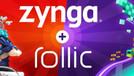 Zynga, yerli oyun şirketi Rollic'i satın alıyor