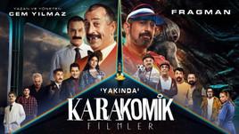 İşte 'Karakomik Filmler 2Arada' filminin fragmanı