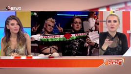 Madonna bir televizyoncuyu daha yaktı