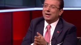 Ekrem İmamoğlu'ndan Ahmet Hakan açıklaması