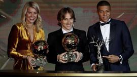 Ballon d'Or Altın Top ödülü sahibini buldu!