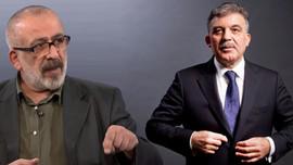 Ahmet Kekeç'ten Abdullah Gül'e sert sözler!