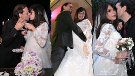 Kaan Tangöze'nin düğününden özel kareler!