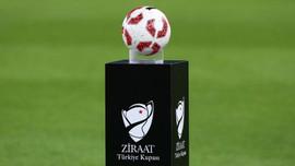 İşte Ziraat Türkiye Kupası son 16 eşleşmeleri!