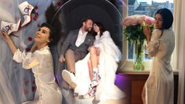 Amsterdam'da evlenmişlerdi! İşte en özel anları...