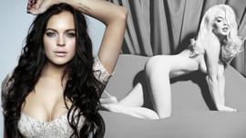 Lindsay Lohan'dan tepki çeken çıplak paylaşım!
