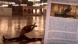 Ayasofya'da dans savcılığa taşındı!