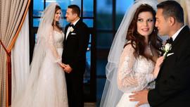 Ünlü yapımcı evlendi, oyuncular eğlendi!