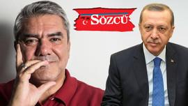 Erdoğan'ı yanıtladı, Sözcü'ye sert çıktı!