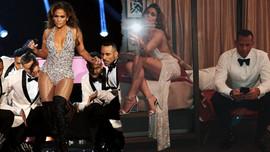 Jennifer Lopez'den 'gecenin sonu' pozu