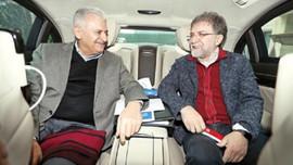 Ahmet Hakan ile Yıldırım İstanbul yollarında!