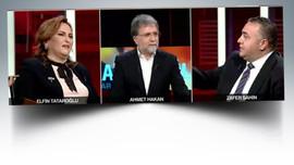 CNN Türk canlı yayınında stüdyoyu terk etti!