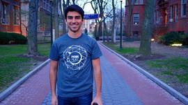 Silikon Vadisi'nde bir Türk! Projesini tanıttı!