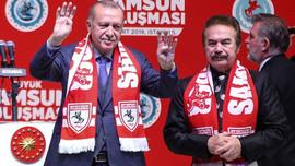 Erdoğan Orhan Gencebay'a seslendi, böyle duyurdu!
