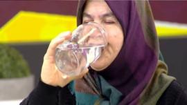 Yok böyle hastalık! Günde 25 litre su içiyor!