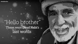 Davud Nabi'nin son sözü için özel video!