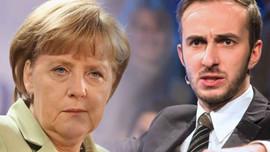 Erdoğan şiirini yazan komedyenden Merkel'e dava