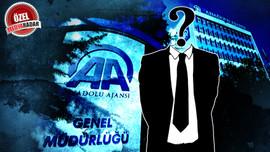 AA Genel Müdürlüğü için kimin adı geçiyor?