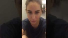 Aynur Aydın'dan Instagram ve Twitter açıklaması!
