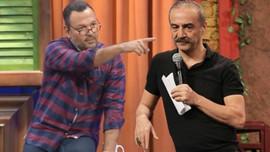 Ali Sunal programı eleştiren seyirciye ayar verdi!