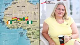 Stage İletişim 5 Afrika ülkesinde hizmete başladı!